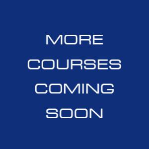 More online training courses coming soon